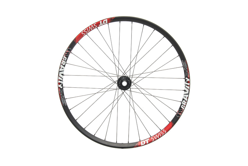"DT Swiss FR Gravity Classic Alloy Tubeless 27.5"" Front Wheel non-drive side"