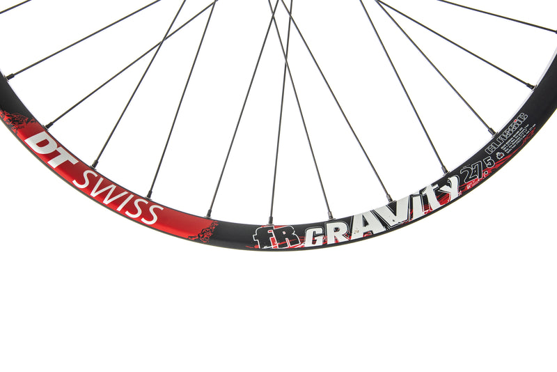 "DT Swiss FR Gravity Classic Alloy Tubeless 27.5"" Front Wheel front wheel"