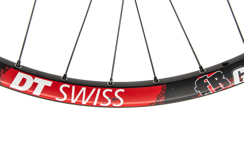 "DT Swiss FR Gravity Classic Alloy Tubeless 27.5"" Front Wheel crank"