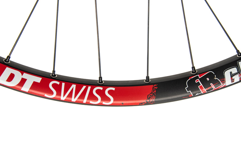 "DT Swiss FR Gravity Classic Alloy Tubeless 27.5"" Front Wheel detail 1"