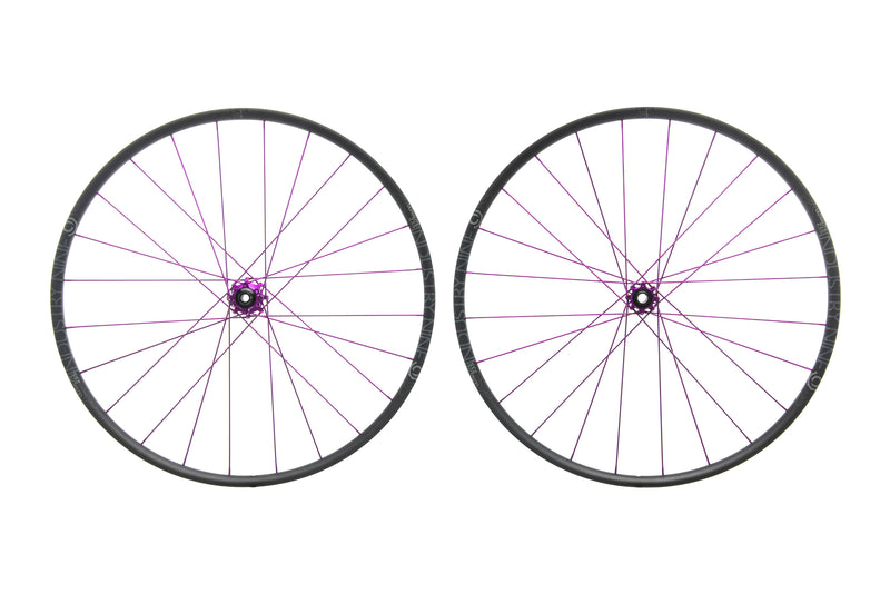 "Industry Nine Ultralite 235 Alloy Tubeless 29"" Wheelset non-drive side"