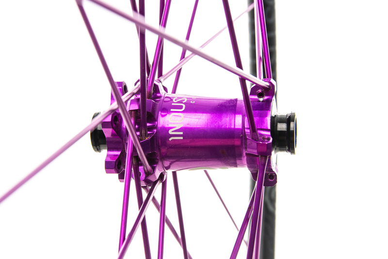 "Industry Nine Ultralite 235 Alloy Tubeless 29"" Wheelset drivetrain"