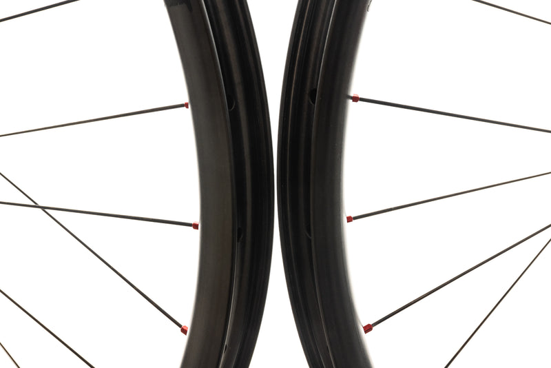"Dirt Components Rough Country Carbon Tubeless 27.5"" Wheelset front wheel"