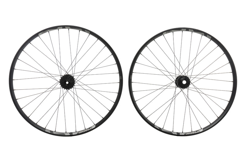"e*thirteen LG1 Plus DH Aluminum Tubeless 27.5"" Wheelset drive side"