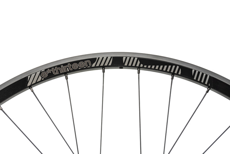 "e*thirteen LG1 Plus DH Aluminum Tubeless 27.5"" Wheelset cockpit"