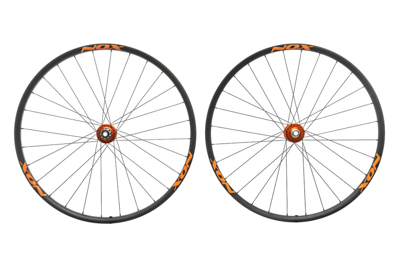 "NOX Teocalli Carbon Tubeless 29"" Wheelset drive side"