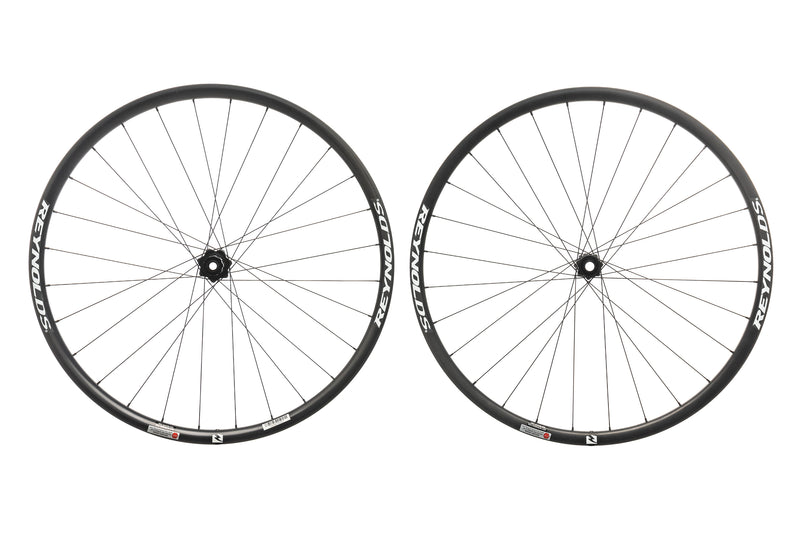 "Reynolds TR 249 Carbon Tubeless 29"" Wheelset drive side"
