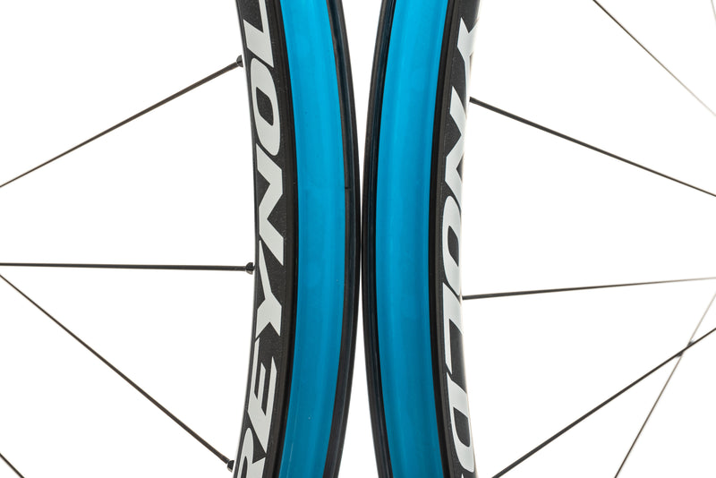 "Reynolds TR 249 Carbon Tubeless 29"" Wheelset front wheel"