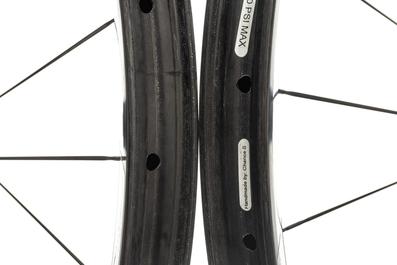 "ENVE M630 Carbon Tubeless 29"" Wheelset front wheel"