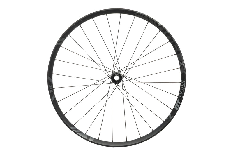 "DT Swiss EX 1501 Spline One 30mm Alloy Tubeless 27.5"" Front Wheel non-drive side"