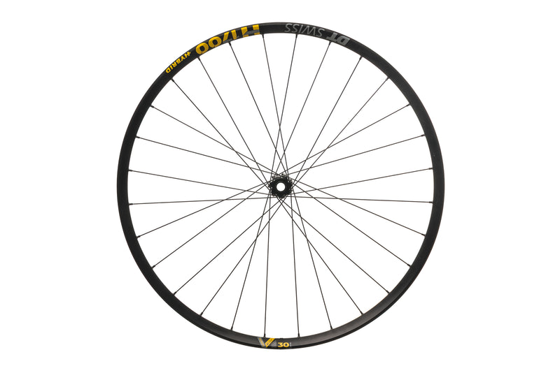 "DT Swiss H1700 Hybrid Alloy Tubeless 29"" Front Wheel drive side"