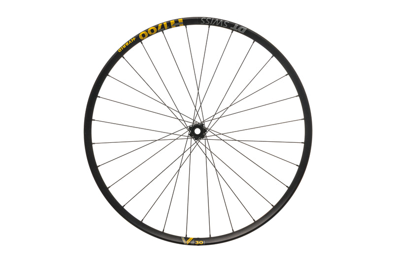"DT Swiss H1700 Hybrid Alloy Tubeless 29"" Front Wheel non-drive side"