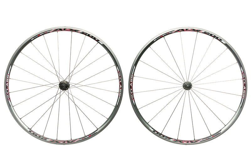 A Class ALX200 Aluminum Clincher 700c Wheelset drive side