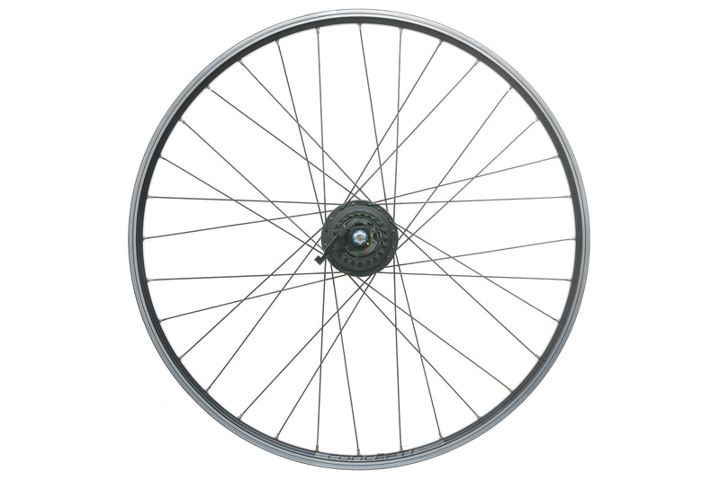 Shimano Nexus SG-C6000-8R Road Bike Rear Wheel Alloy 8 Speed Internal Belt Drive non-drive side