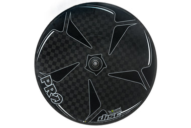 PRO Disc TeXtreme Carbon Tubular 700c Rear Wheel