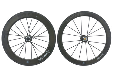 Lightweight Fernweg 80 Carbon Clincher 700c Wheelset