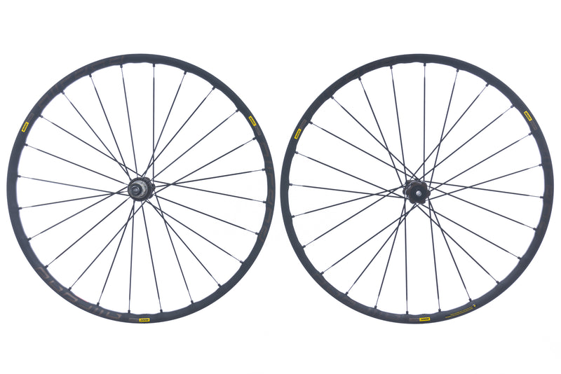 Mavic Allroad Elite UST Disc Aluminum Tubeless 700c Wheelset non-drive side