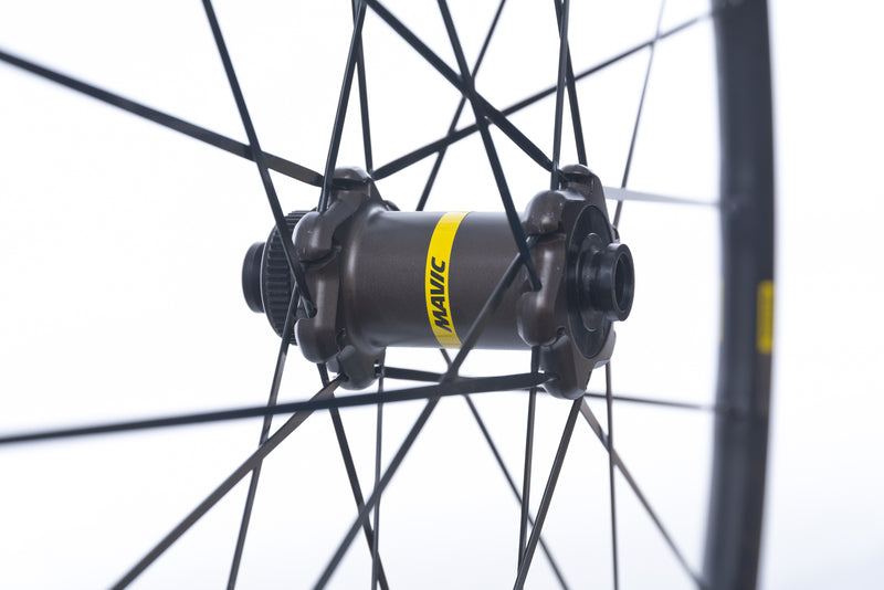Mavic Allroad Elite UST Disc Aluminum Tubeless 700c Wheelset sticker