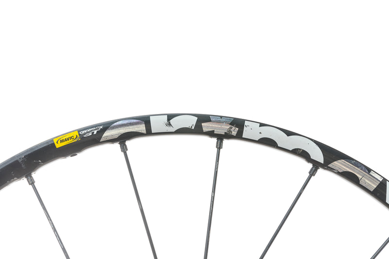 HED Ardennes Plus LT Aluminum Clincher 700c Rear Wheel detail 1