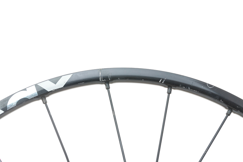 HED Ardennes Plus LT Aluminum Clincher 700c Rear Wheel detail 2