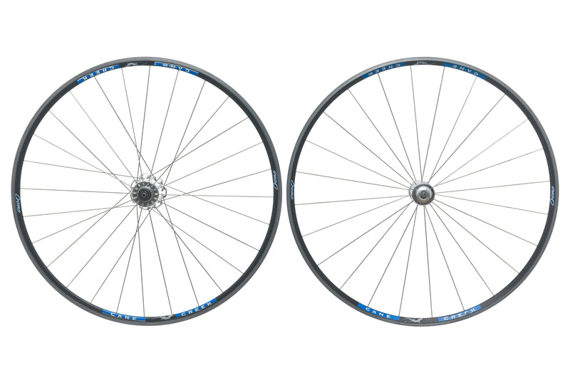 Cane Creek Crono Aluminum Clincher 700c Wheelset drive side