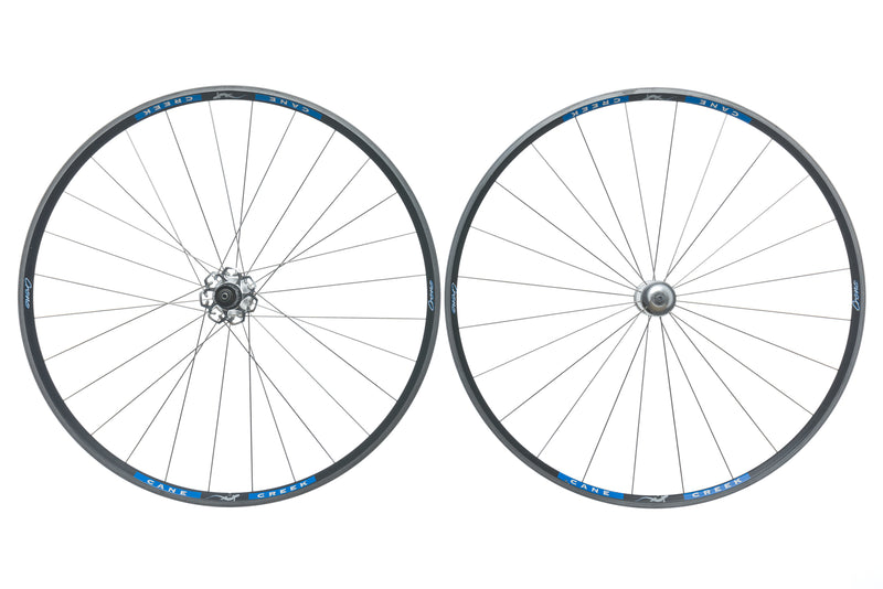 Cane Creek Crono Aluminum Clincher 700c Wheelset non-drive side