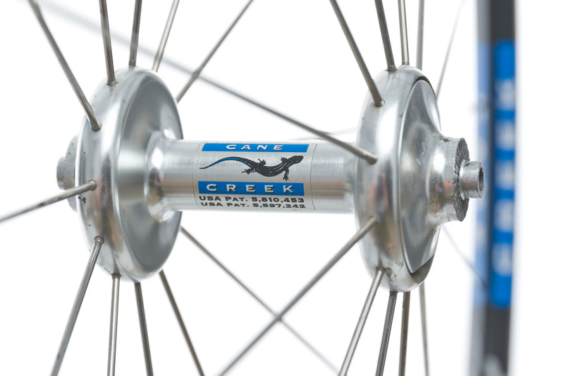 Cane Creek Crono Aluminum Clincher 700c Wheelset sticker