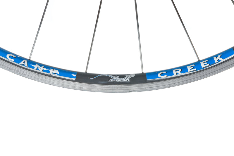 Cane Creek Crono Aluminum Clincher 700c Wheelset cockpit