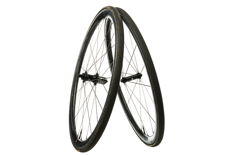 HED Stinger 3 Carbon Tubular 700c Wheelset drive side