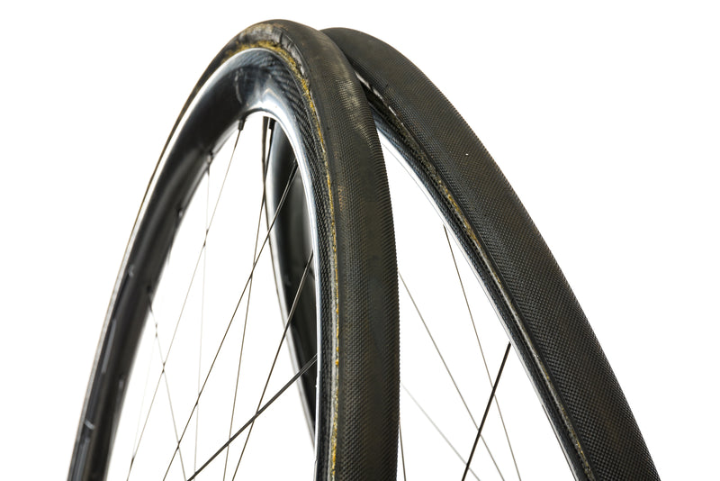 HED Stinger 3 Carbon Tubular 700c Wheelset non-drive side