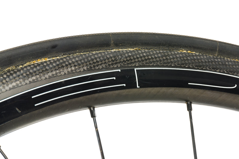 HED Stinger 3 Carbon Tubular 700c Wheelset detail 2