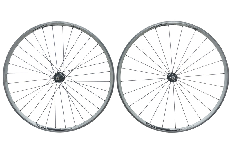 DT Swiss 2.0 Aluminum Clincher 700c Wheelset drive side