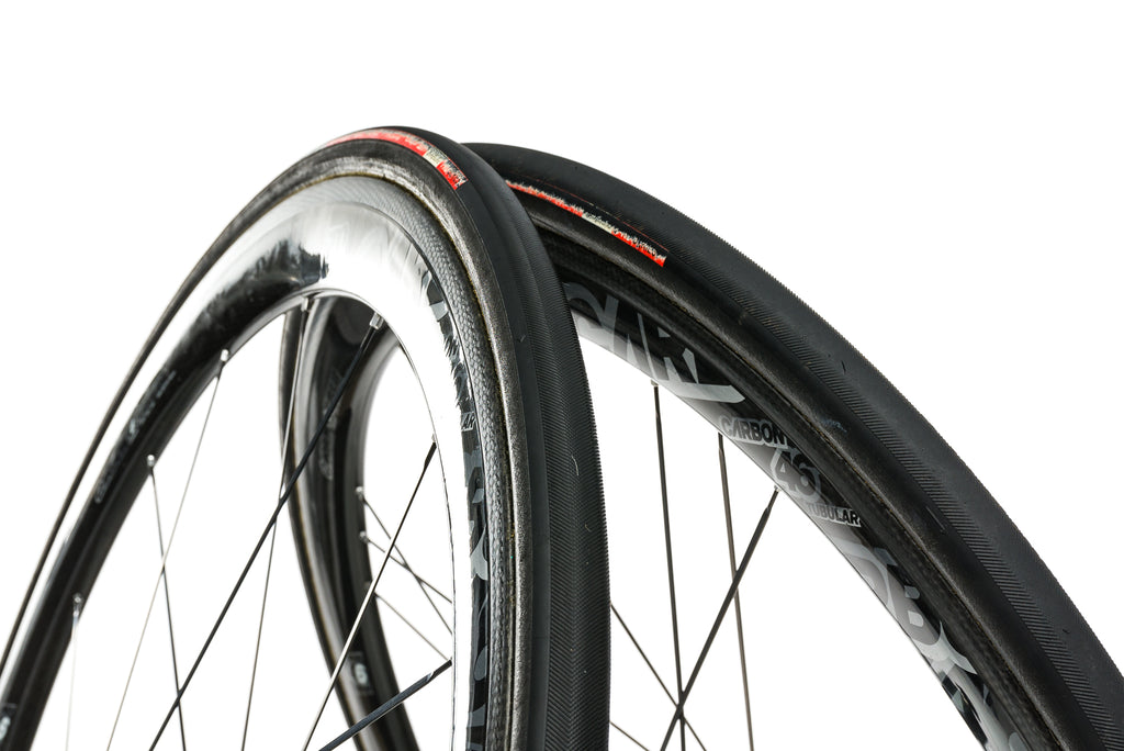 American Classic 46 Carbon Tubular 700c Wheelset