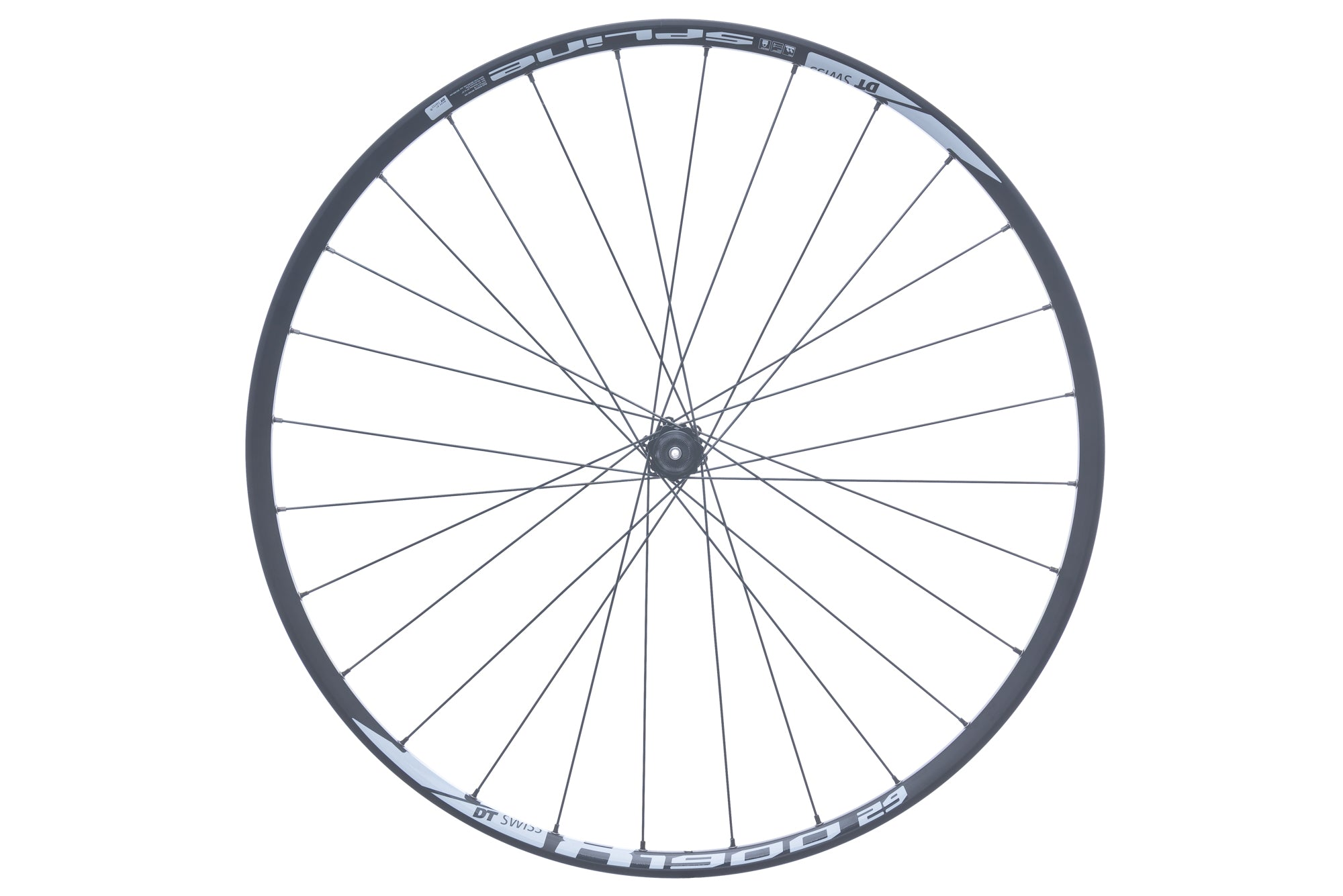 "DT Swiss Spline X1900 Aluminum Clincher 29"" Front Wheel"