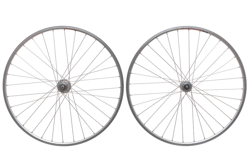 Phil Wood Aluminum Clincher Wheelset drive side