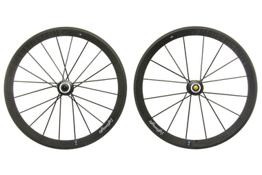 Lightweight Meilenstein Carbon Clincher 700c Wheelset