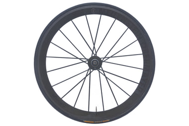 Lightweight Obermayer Schwarz Edition Carbon Tubular 700c Rear Wheel