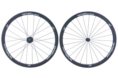 Williams Six Sixty 700c Carbon Clincher Wheelset