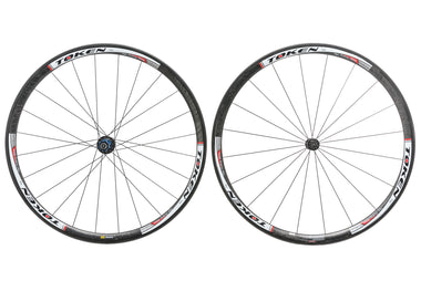 Token T33 Carbon Tubular 700c Wheelset