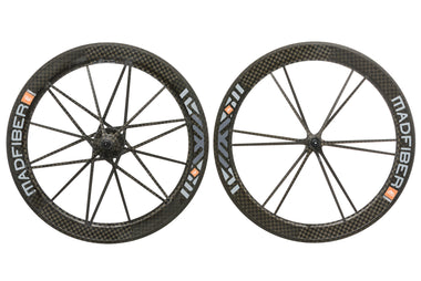 Mad Fiber Carbon Clincher 700c Wheelset
