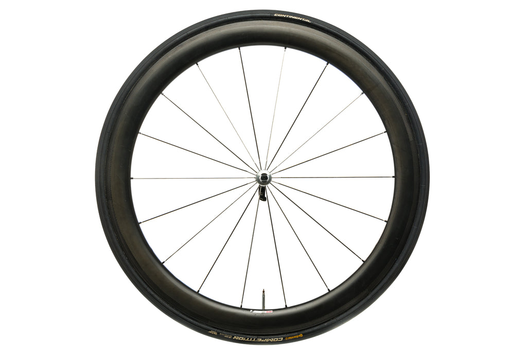 HED Stinger 5 Carbon Tubular 700c Front Wheel