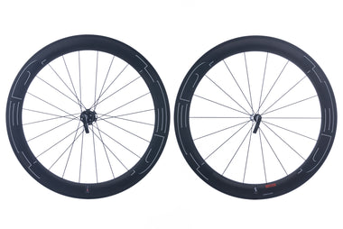 HED Jet 6 Black Carbon Clincher 700c Wheelset