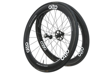 Alto CT56 Carbon Tubular 700c Wheelset
