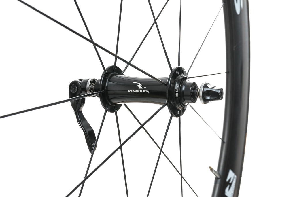 Reynolds Sixty Six Carbon Tubular 700c Wheelset
