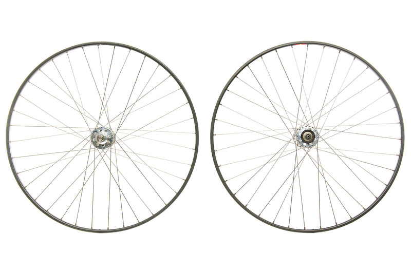 Campagnolo Gran Sport Aluminum Tubular 700c Wheelset drive side