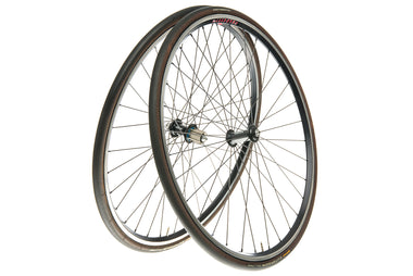 Velocity Major Tom Aluminum Tubular 700c Wheelset