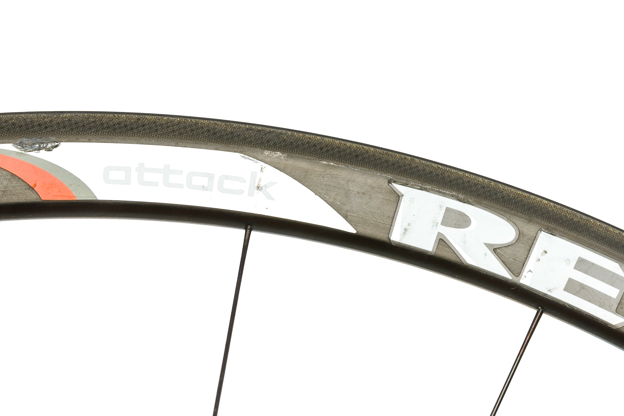 Reynolds Attack Carbon Clincher 700c Front Wheel
