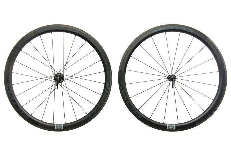 Boyd 44mm Carbon Tubular 700c Wheelset drive side