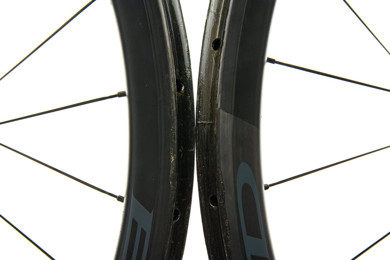 Boyd 44mm Carbon Tubular 700c Wheelset cockpit
