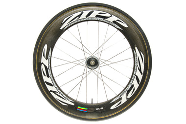 Zipp 808 Powertap 2.4+ Carbon Tubular 700c Rear Wheel